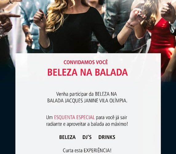 Salão de Beleza na Vila Olímpia lança experiência exclusiva pré-balada