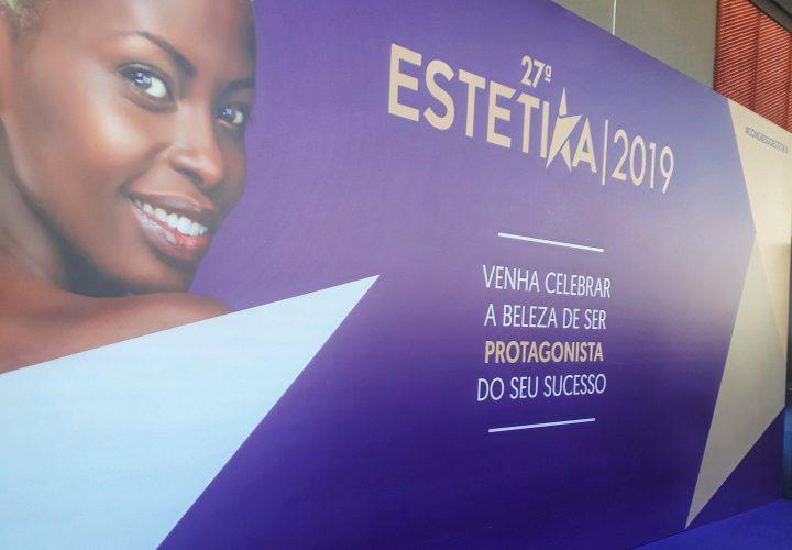 Estétika 2019: lançamento de produtos e tendências no setor de estética no Brasil