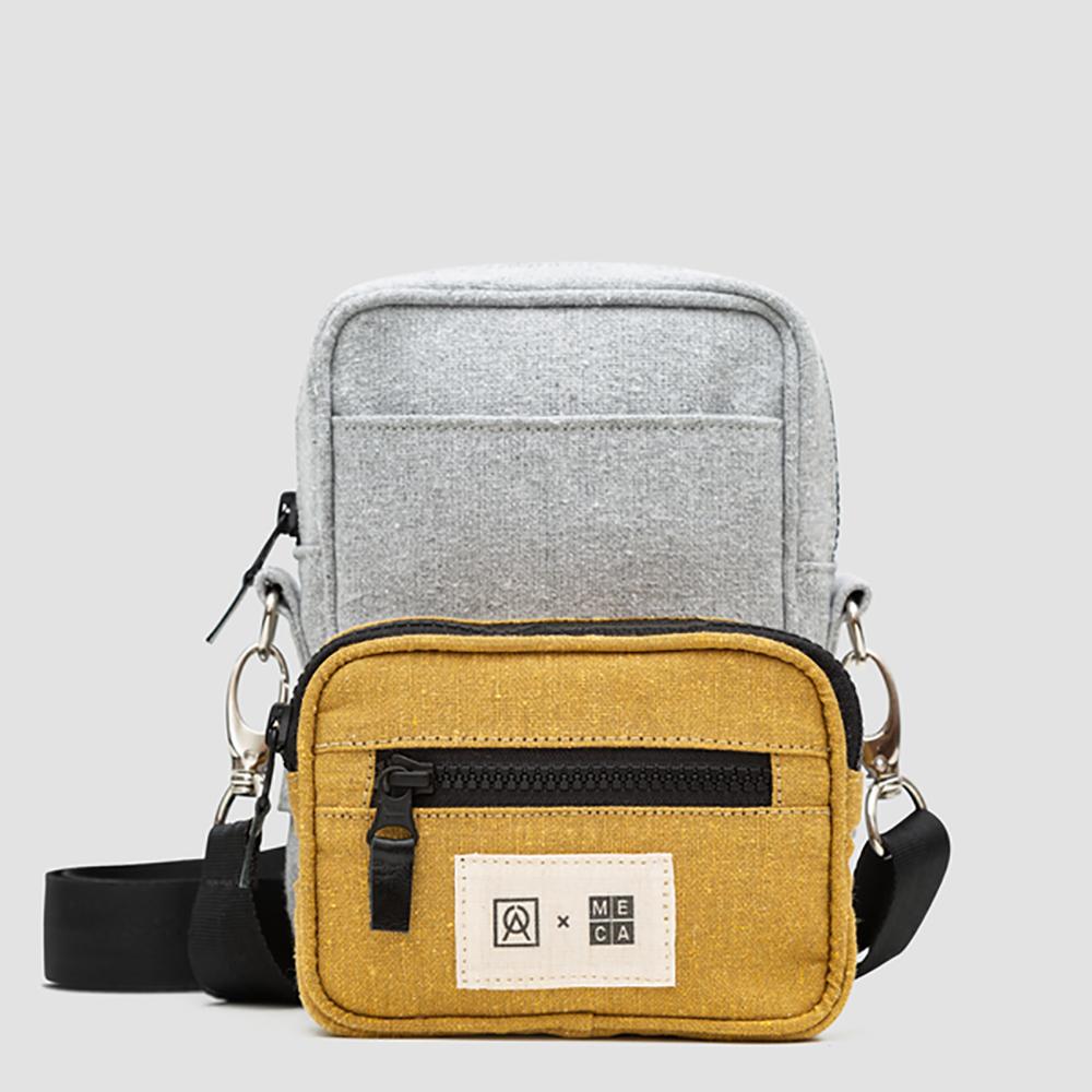 Oriba - Shoulder Bag MECA Amarela