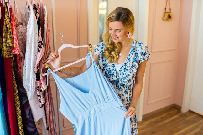 Como comprar roupas de segunda mão sem errar?