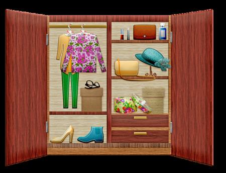 Como organizar seu guarda-roupa de forma prática?